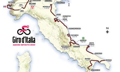 Ecco il Giro d'ottobre 2020