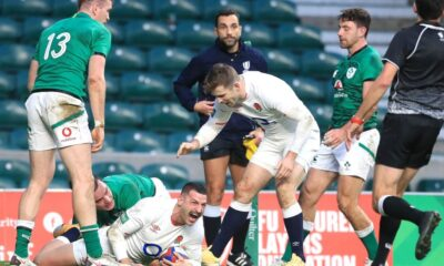 England vs Ireland, Autumn Nations Cup