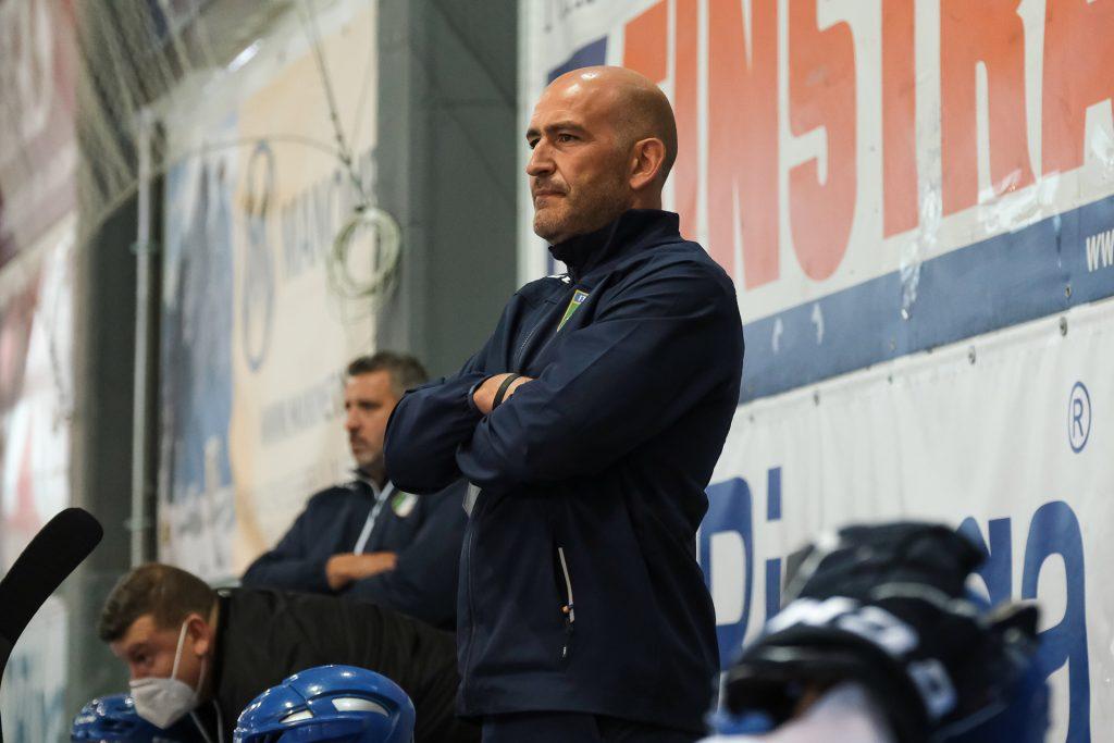 La nazionale italiana di hockey si raduna a Bolzano